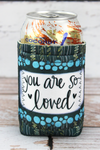 You Are So Loved Pocket Drink Sleeve