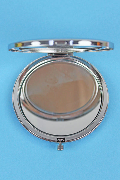 DISCONTINUED! Mom Face Simply Sassy Compact Mirror