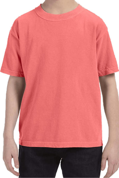 Comfort Colors Youth Tee #9018 *Choose Your Color (PLEASE ALLOW 3-5 BUSINESS DAYS. EXPEDITED SHIPPING N/A) - Wholesale Accessory Market