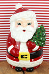 Extra Large Ceramic Santa Claus Mug