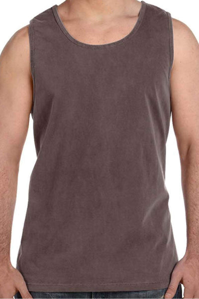 Shades of Neutral Comfort Colors Cotton Tank Top *Personalize It