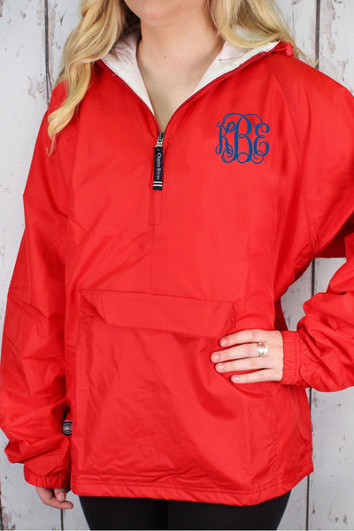 Charles River Classic Solid Pullover, Red #9905 *Customizable! (Wholesale Pricing N/A.. PLEASE ALLOW 3-5 BUSINESS DAYS.. EXPEDITED SHIPPING N/A) - Wholesale Accessory Market