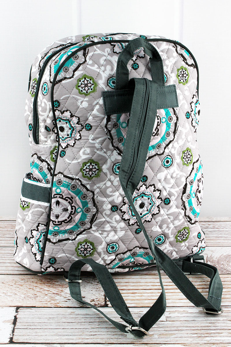 NGIL Garden View Quilted Backpack