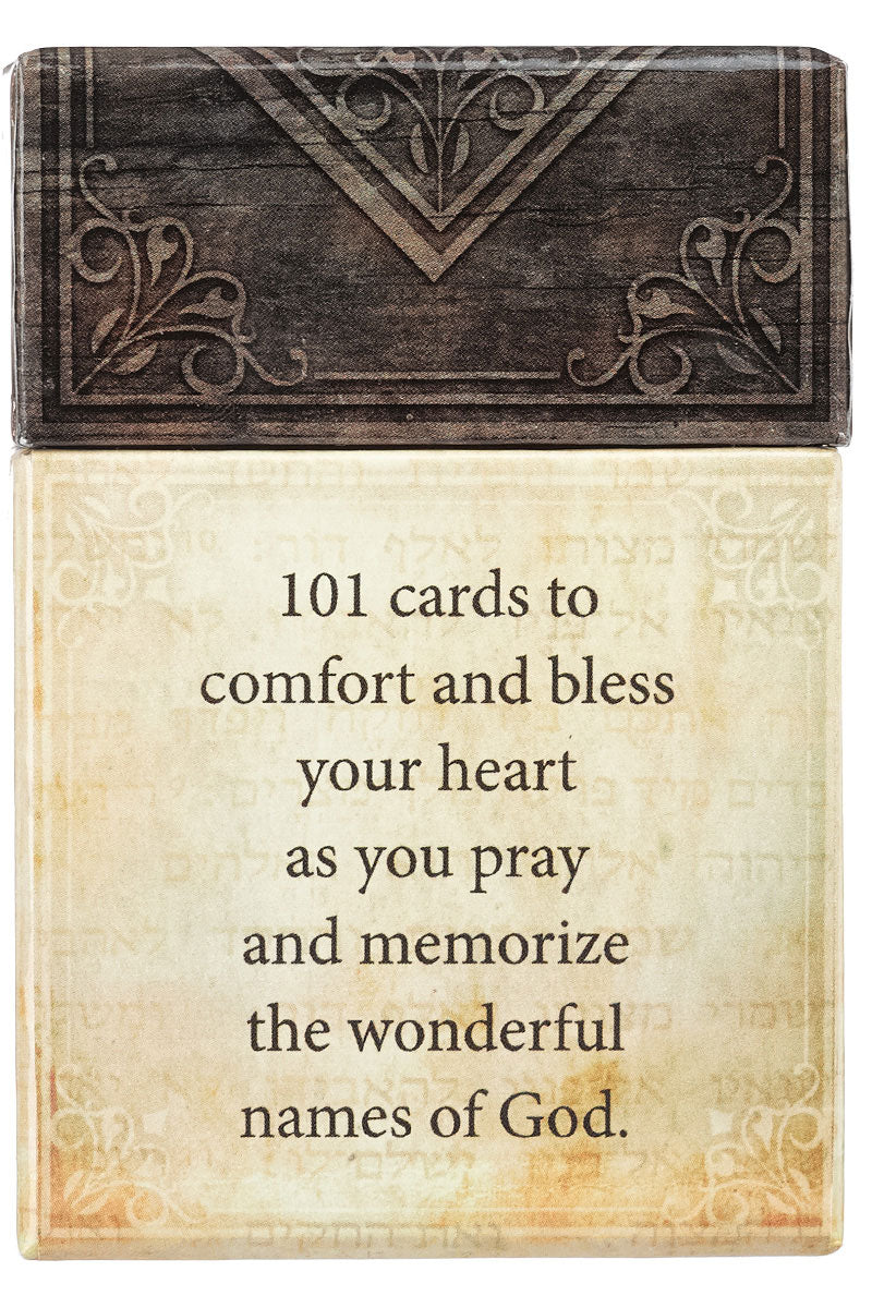 101 Blessings 'Praying the Names of God' Cards