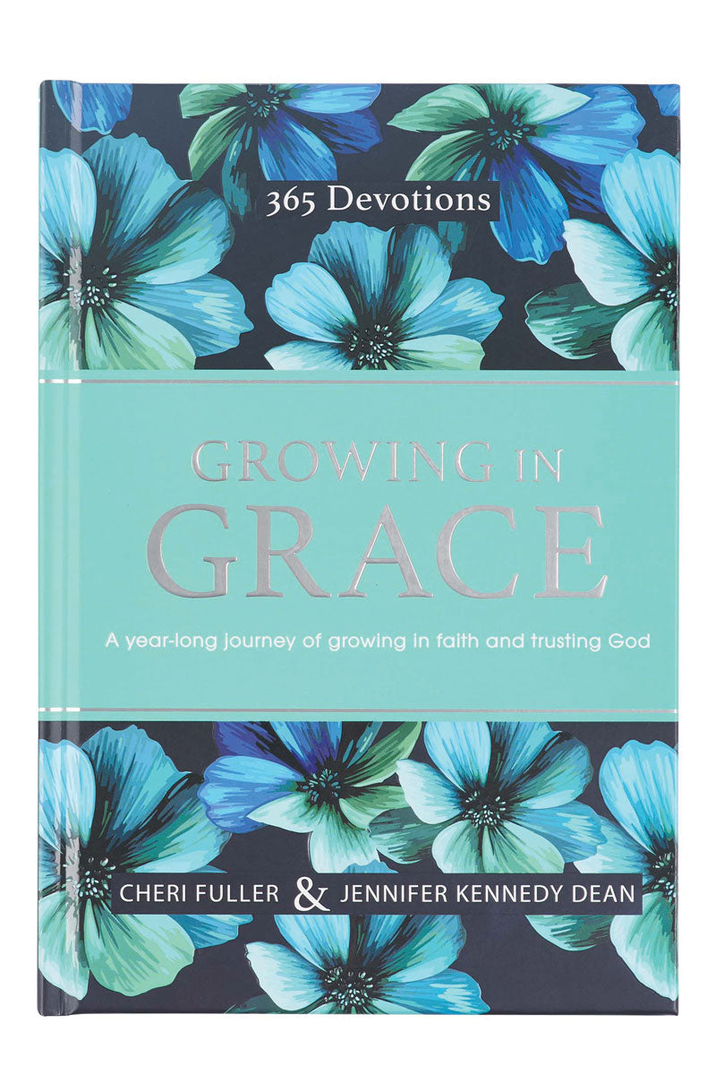 Growing in Grace Hardcover Devotional