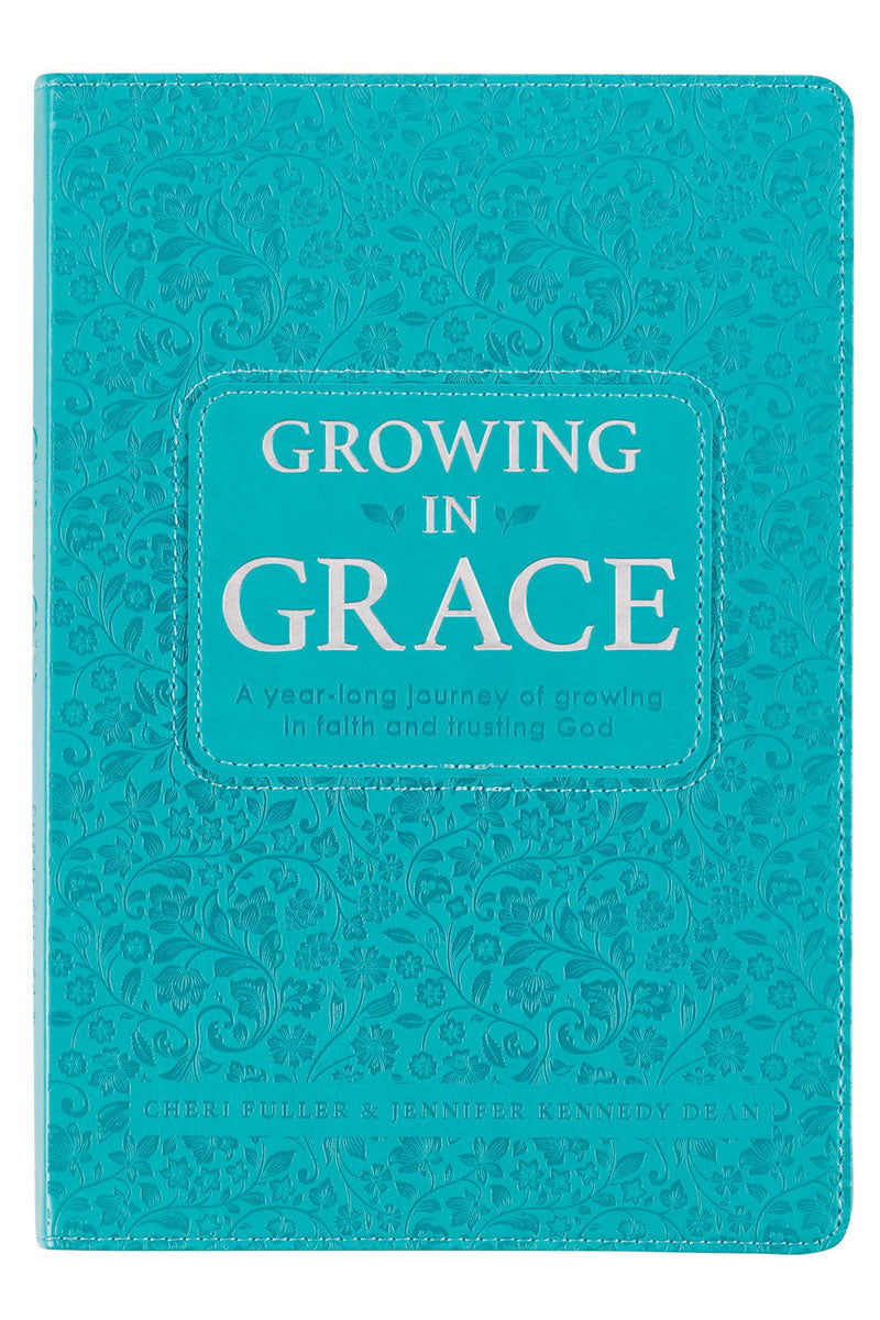 Growing in Grace LuxLeather Devotional