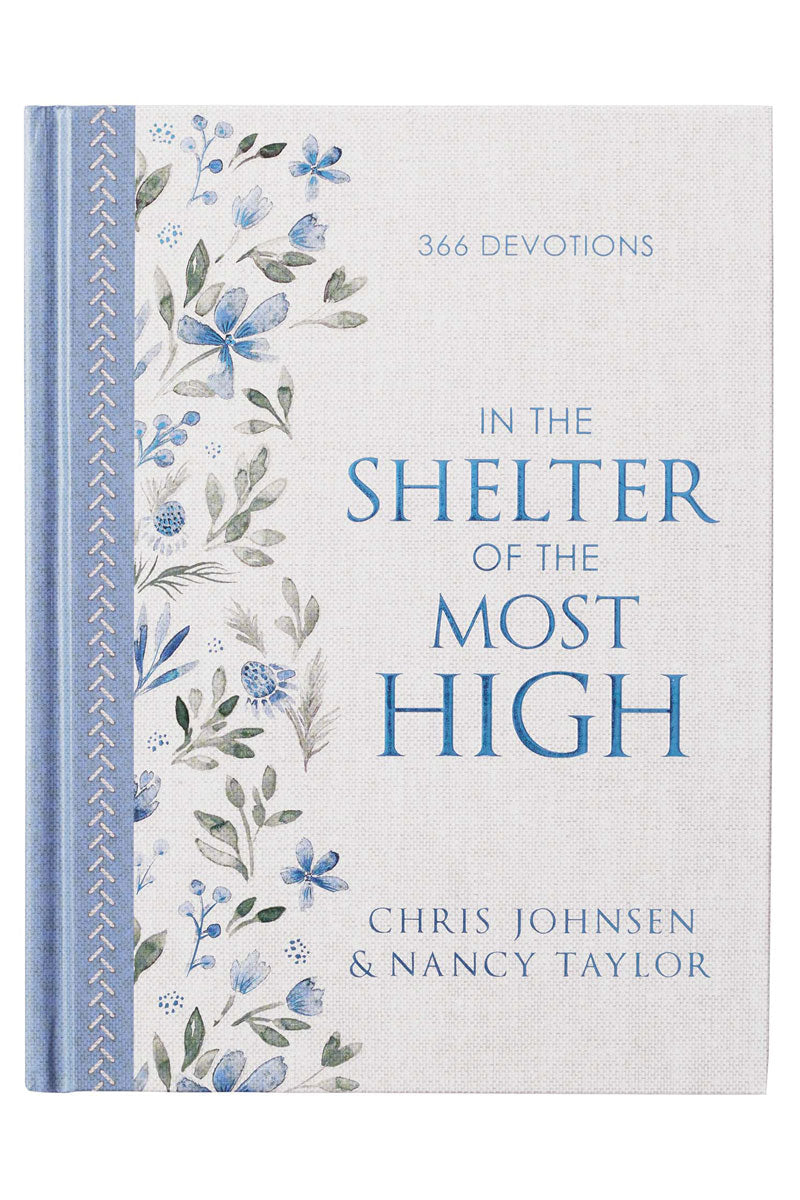 In The Shelter Of The Most High Hardcover Devotional