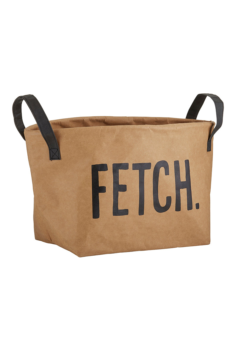 SALE! Fetch Washable Paper Pet Storage Tote