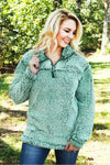 Boxercraft Frosty Hunter Sherpa Pullover *Personalize It