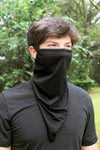 SALE! Black Face Mask Neck Gaiter