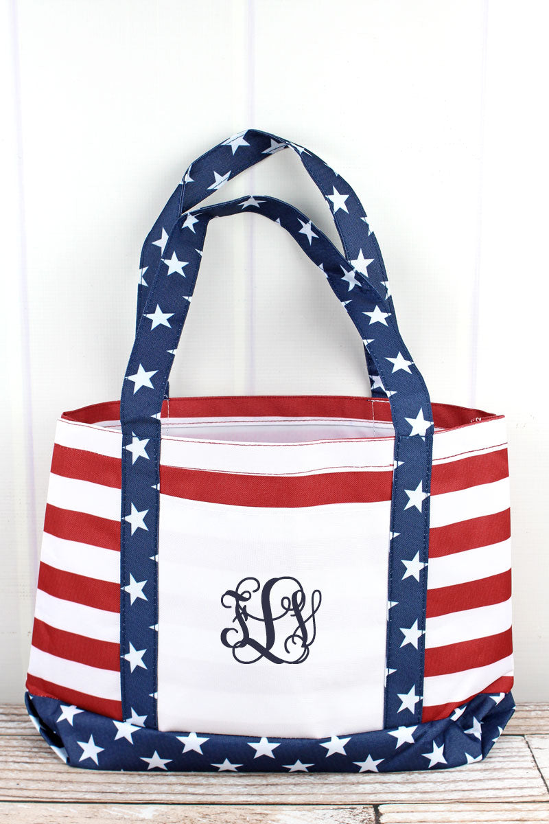 Liberty Bags Americana Boater Tote