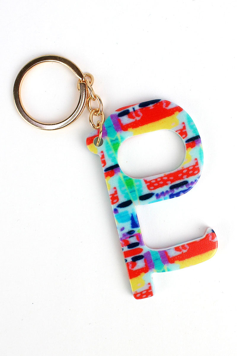 SALE! Pop Art No Touch Stylus Keychain