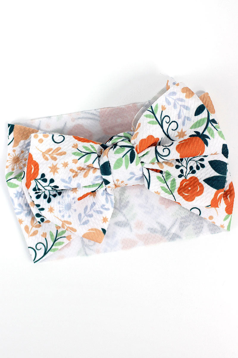 Sugar Mill Gardens Big Bow Baby Headband