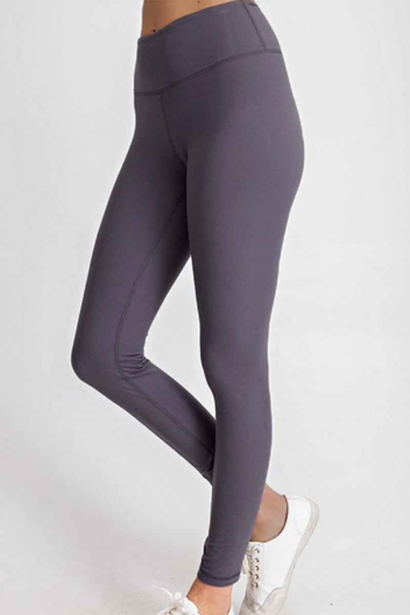 Charcoal Butter Leggings