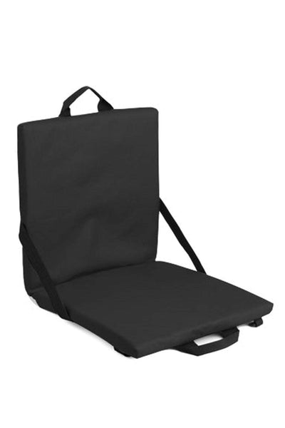 Liberty Bags Folding Stadium Seat #S081LB * Available in Various Colors (PLEASE ALLOW 3-5 BUSINESS DAYS. EXPEDITED SHIPPING N/A) - Wholesale Accessory Market