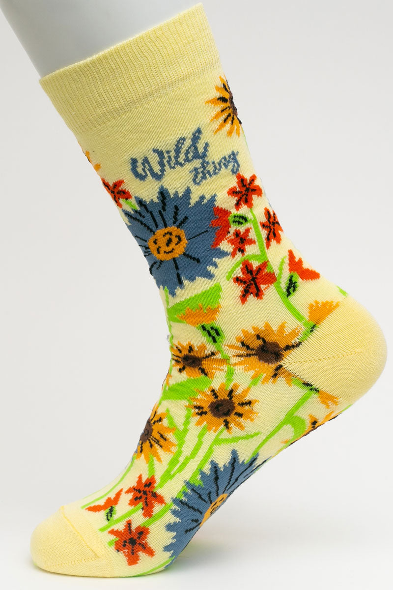 One Pair Small Wild Thing Socks