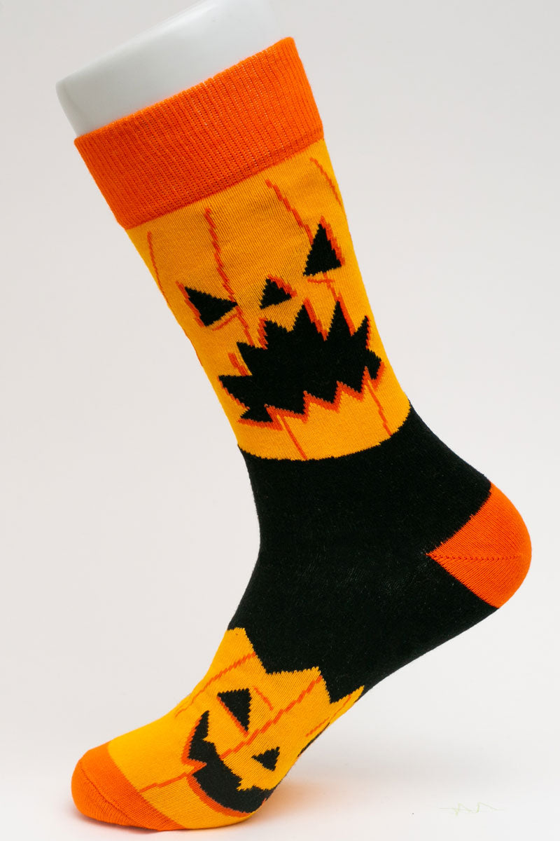 One Pair Large Screaming Jack Socks
