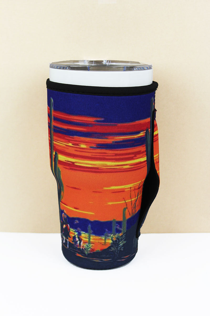 SALE! Desert Sunset Tumbler Drink Sleeve