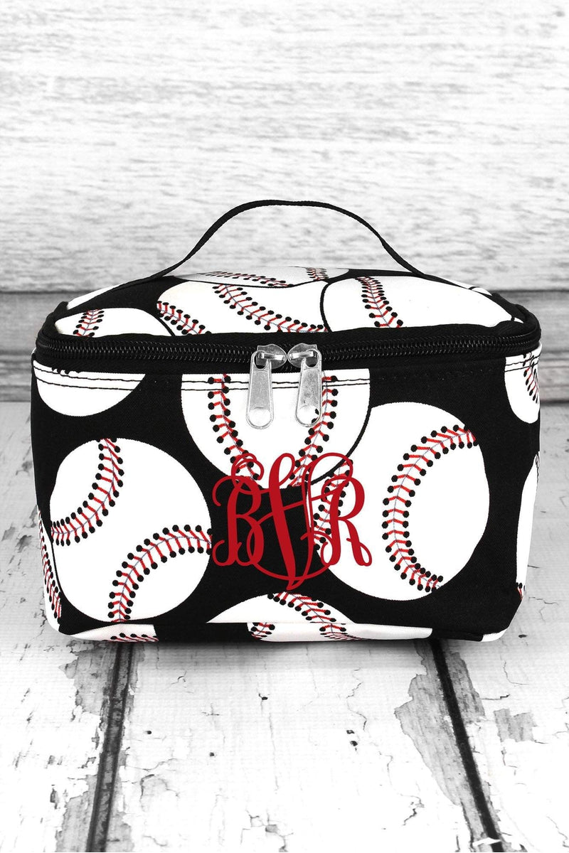 Baseball Case with Black Trim #SKQ277-BLACK (DD1)