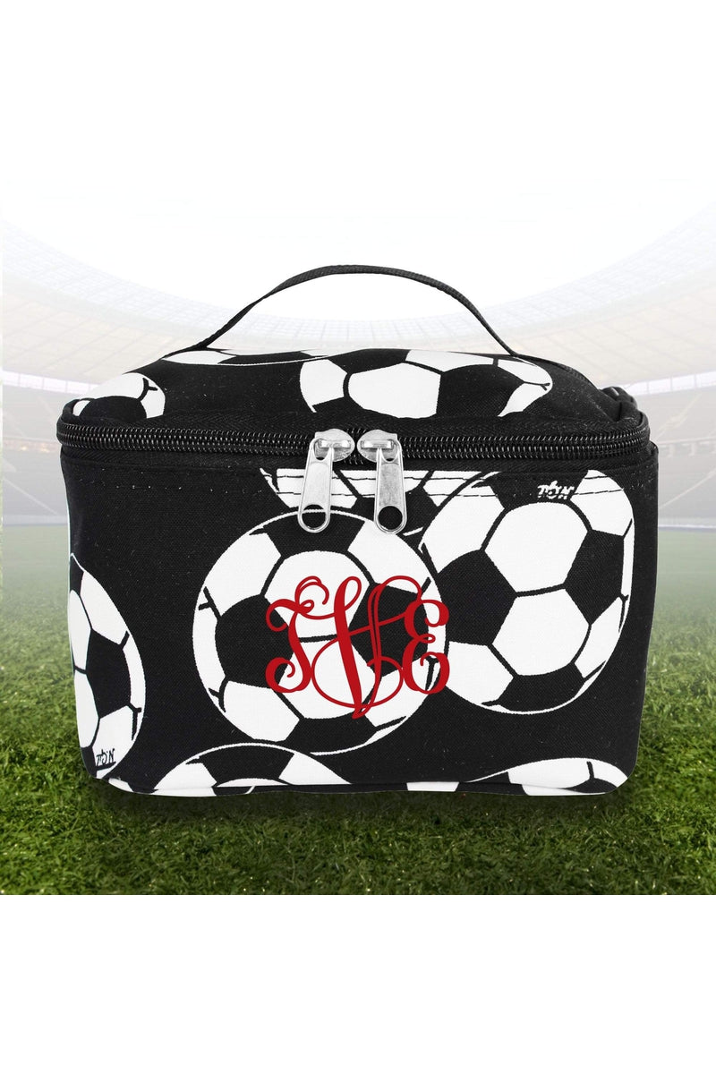 Soccer Case with Black Trim #SOC277-BLACK