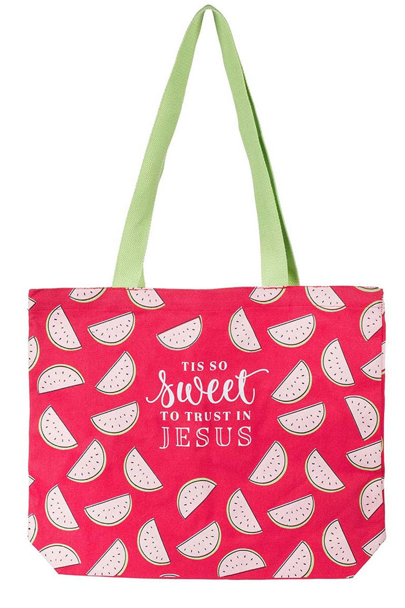 Canvas Shopping Tote Bag Can Do Things Through Christ Who Gives Me Strength God Beach for Women