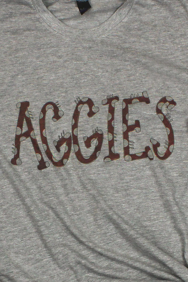 Aggies Doodle Unisex Blend Tee