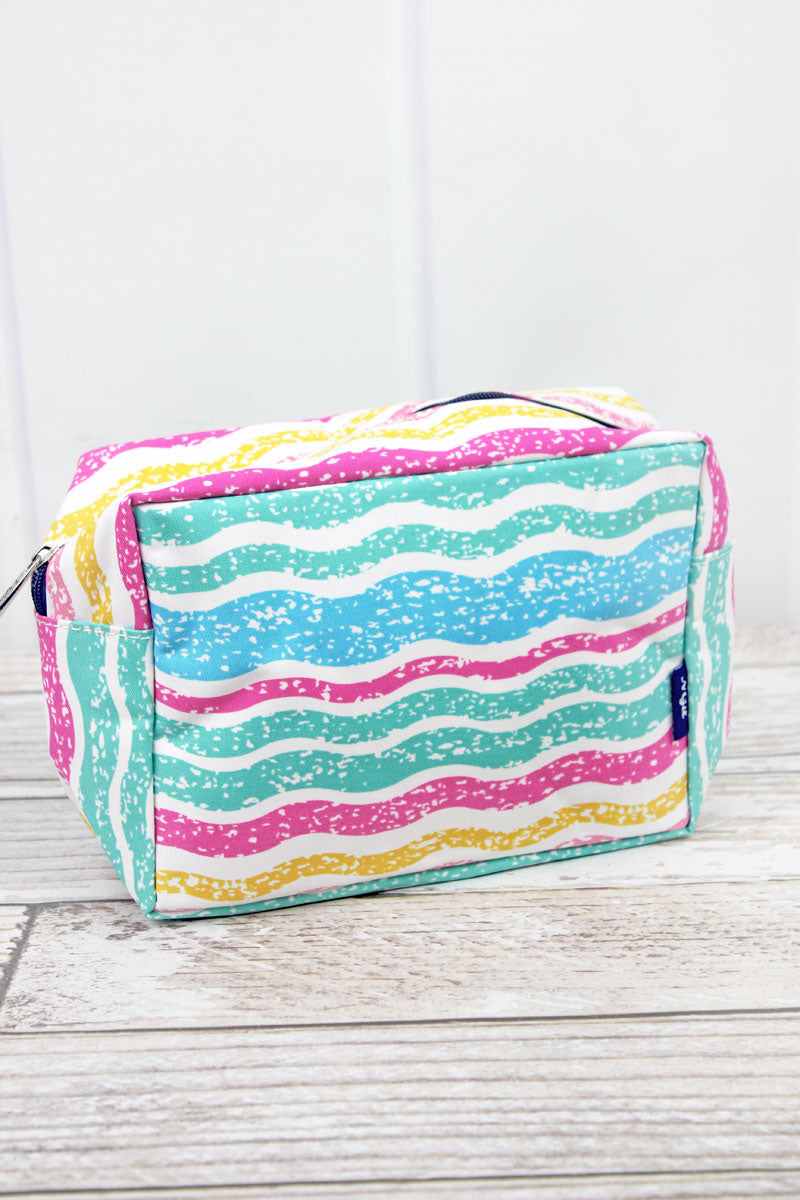 NGIL Fruit Stripes Cosmetic Case