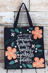 Colossians 3:12 'Clothe Yourselves' Tote Bag