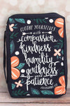 Colossians 3:12 'Clothe Yourselves' Bible Cover
