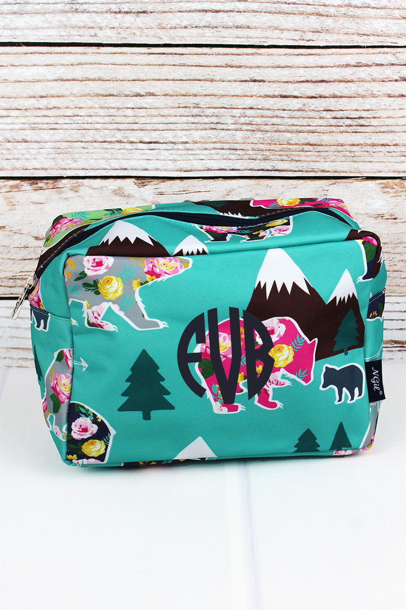 NGIL Bear Beauty Cosmetic Case