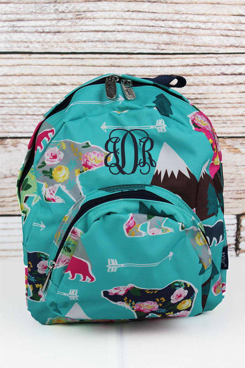 NGIL Bear Beauty Small Backpack