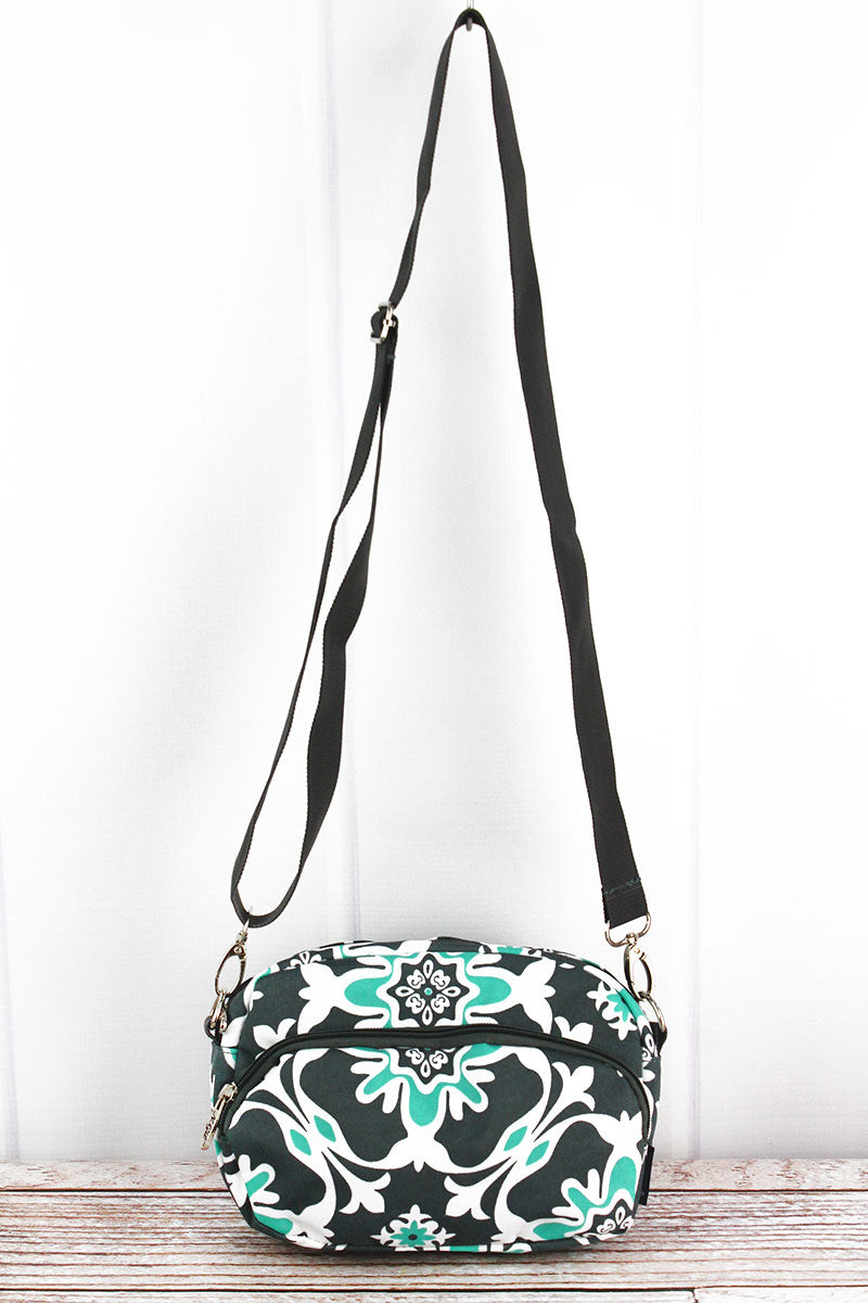NGIL Serene Garden Travel Crossbody Bag