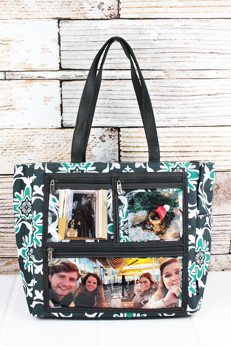 NGIL Serene Garden Photo Tote Bag