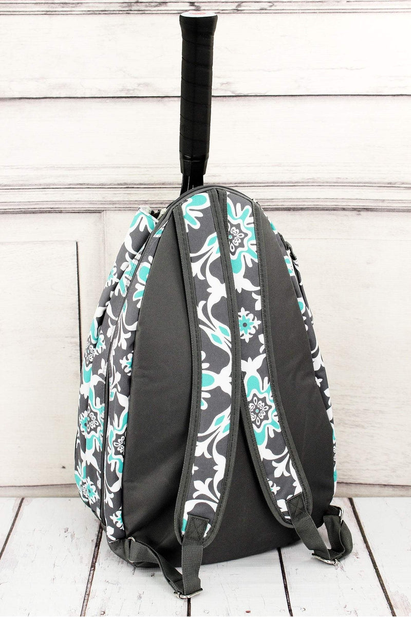NGIL Serene Garden Tennis Backpack