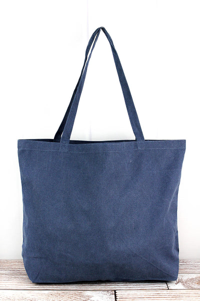 Liberty Bags Blue Jean Large Canvas Tote