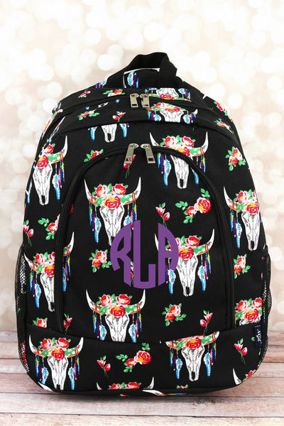 NGIL Free Spirit Steer Large Backpack