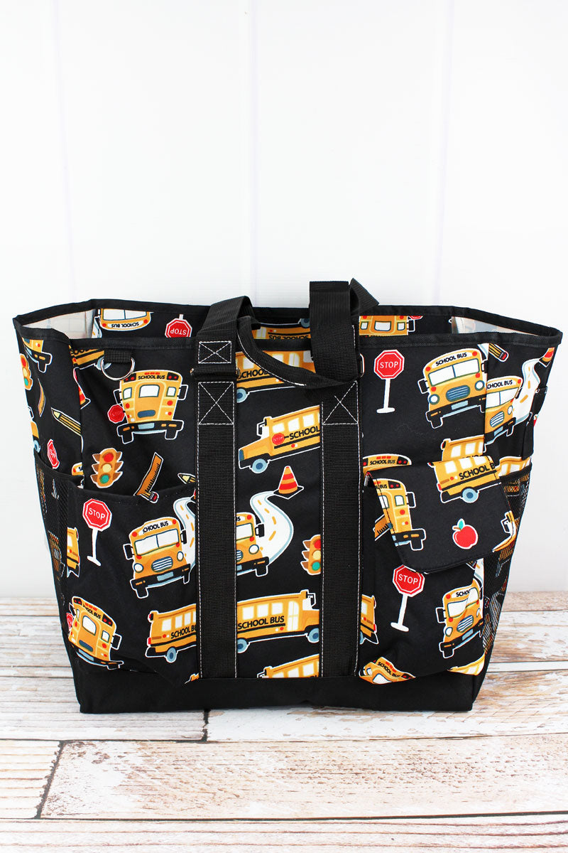 NGIL Back To School Everyday Organizer Tote