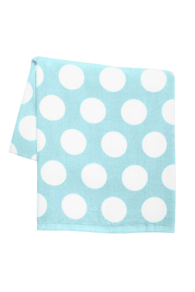 Polka Dot Towel #C3060 *Personalize It