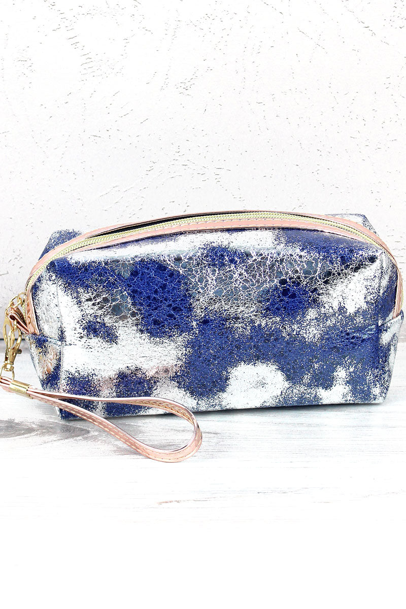 Moonlit Night Wristlet Pouch