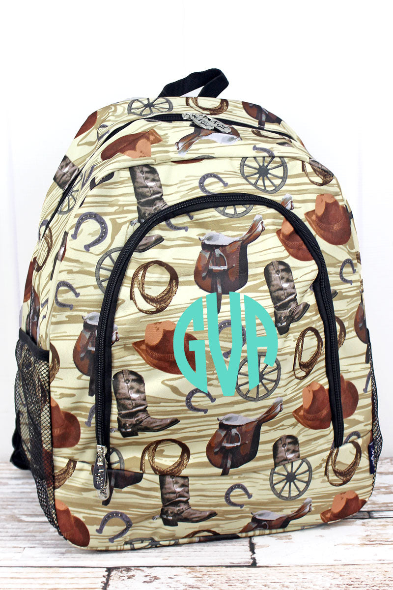 NGIL Wild Wild West Large Backpack
