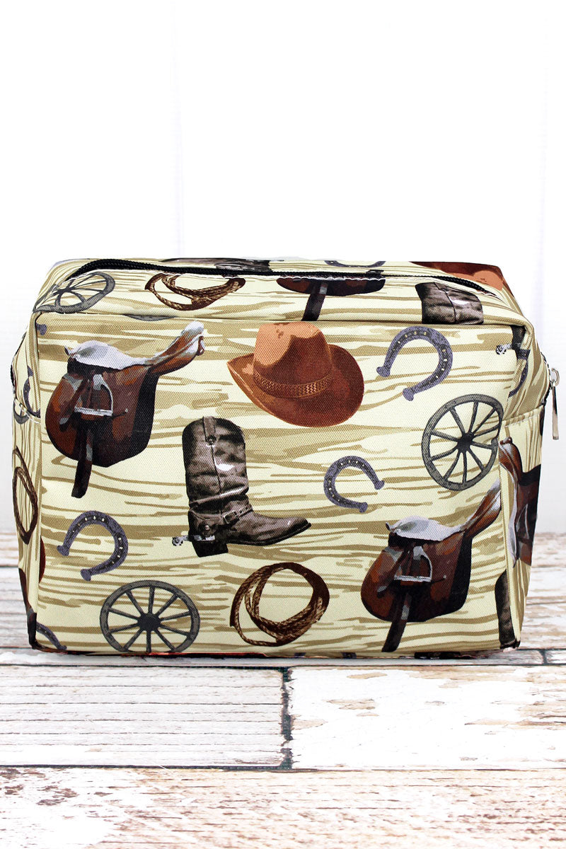 NGIL Wild Wild West Cosmetic Case