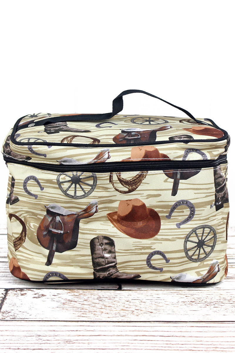 NGIL Wild Wild West Train Case