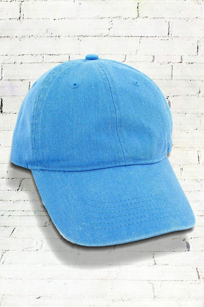 Royal Caribe Comfort Colors Pigment Dyed Canvas Baseball Cap