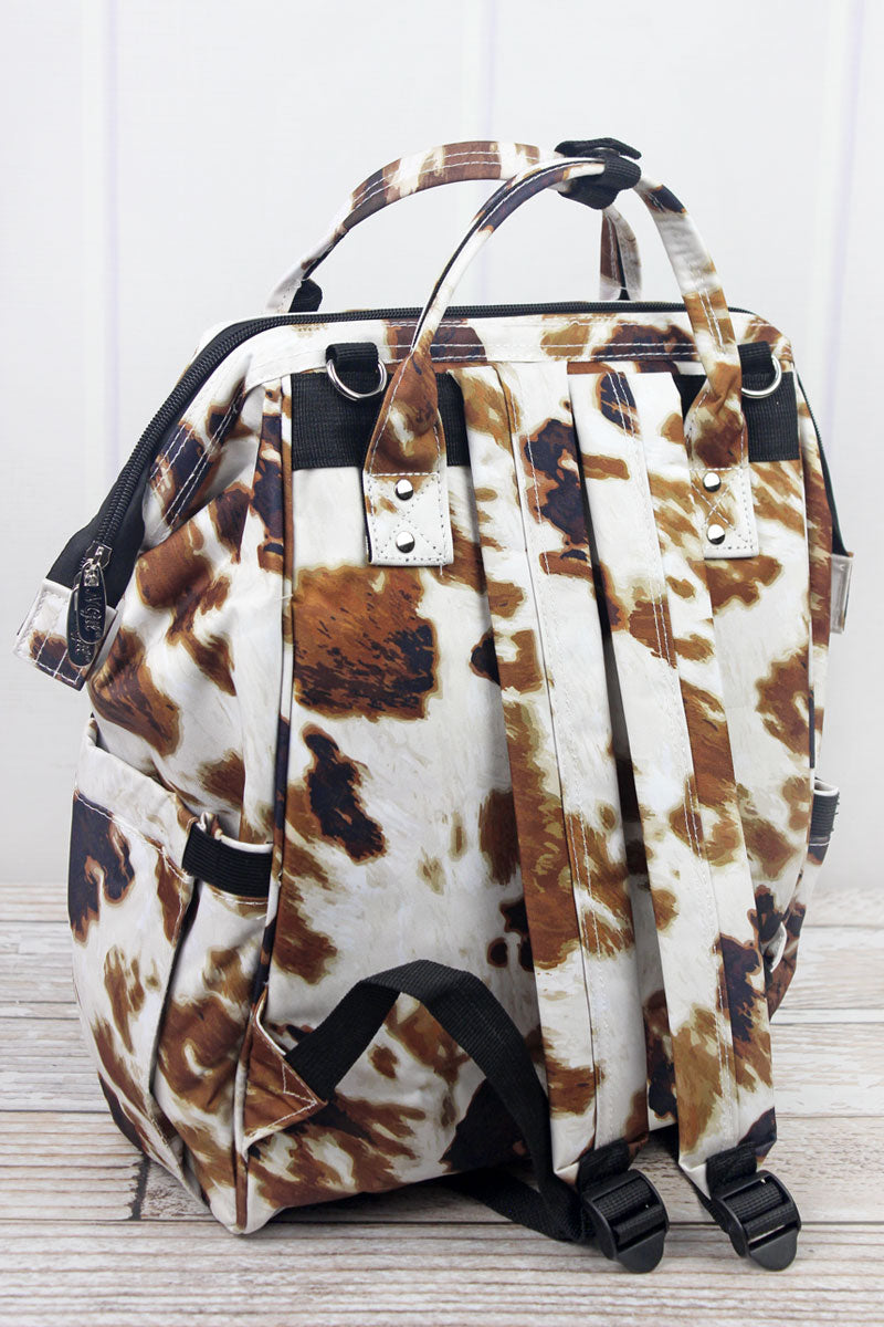 NGIL Till The Cows Come Home Diaper Bag Backpack