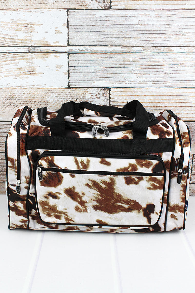 NGIL Till The Cows Come Home Duffle Bag 20""