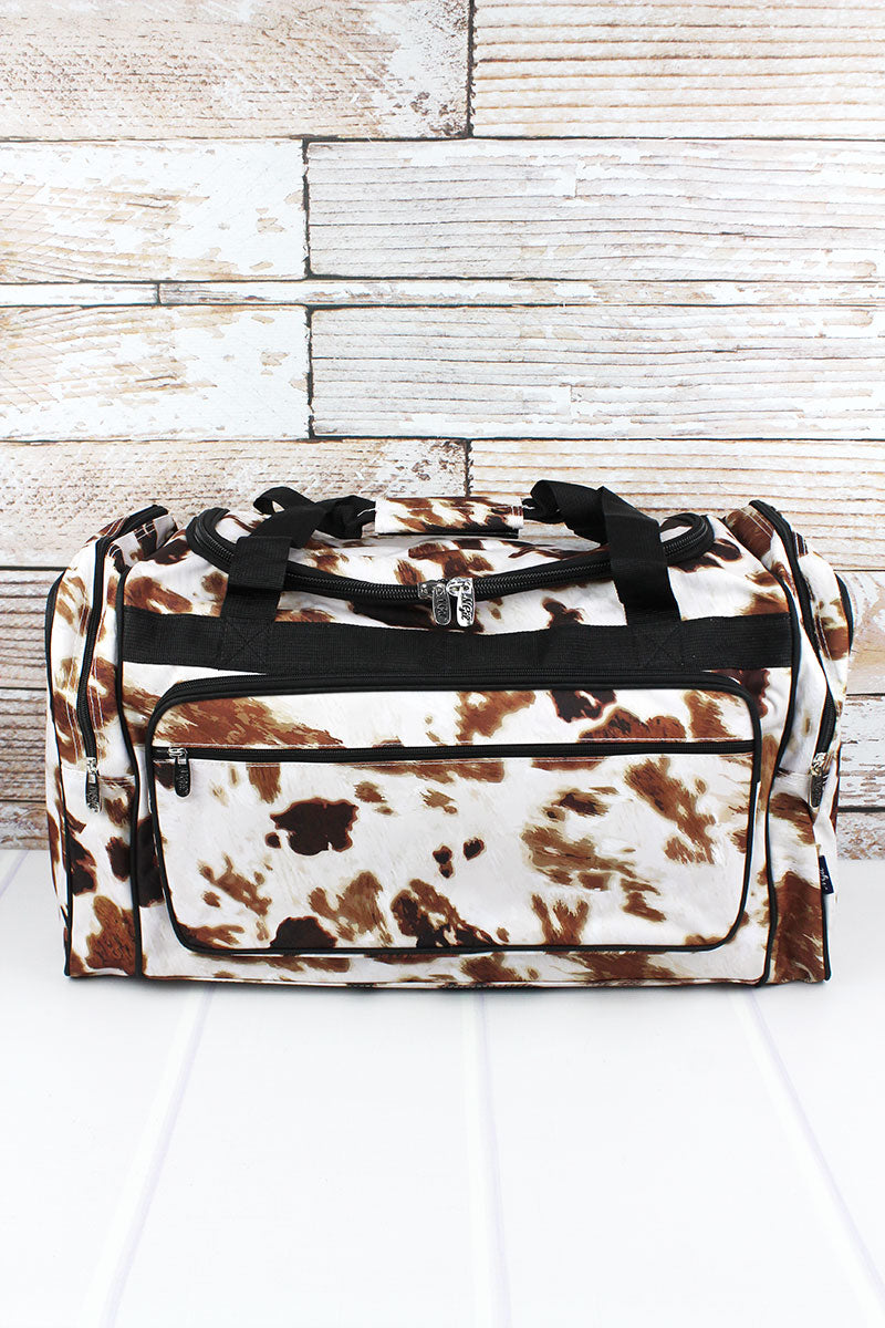 NGIL Till The Cows Come Home Duffle Bag 23""