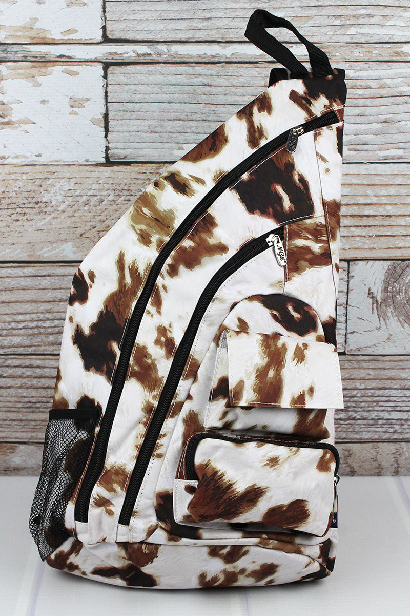 Till The Cows Come Home Sling Backpack