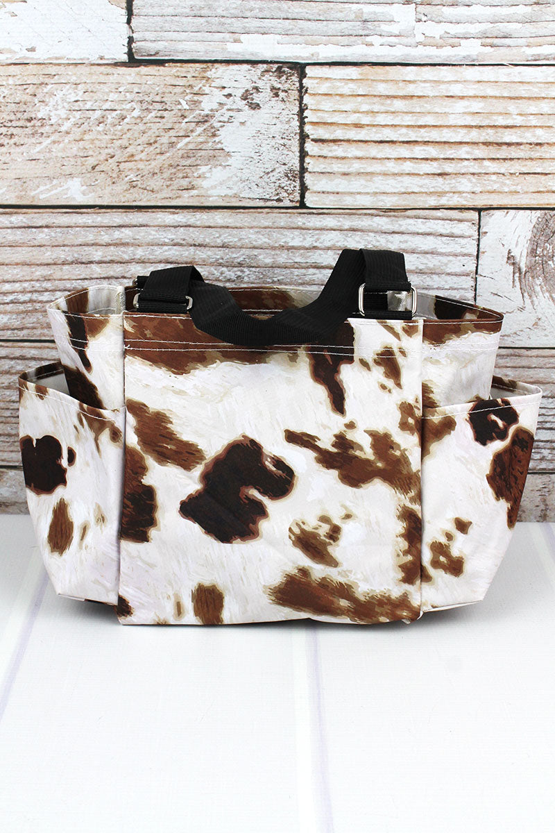 NGIL Till The Cows Come Home Organizer Tote