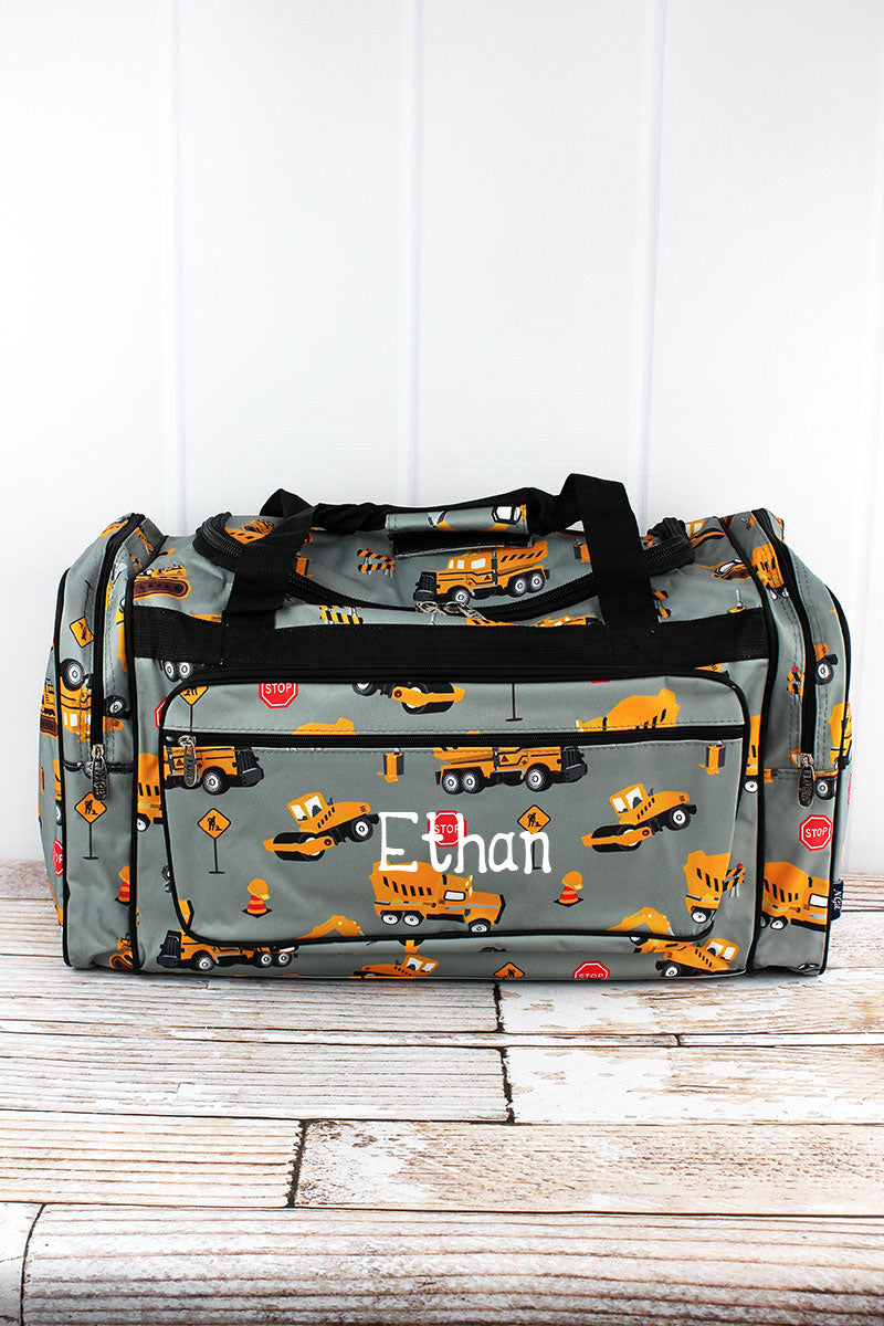 NGIL Construction Yard Duffle Bag 23""