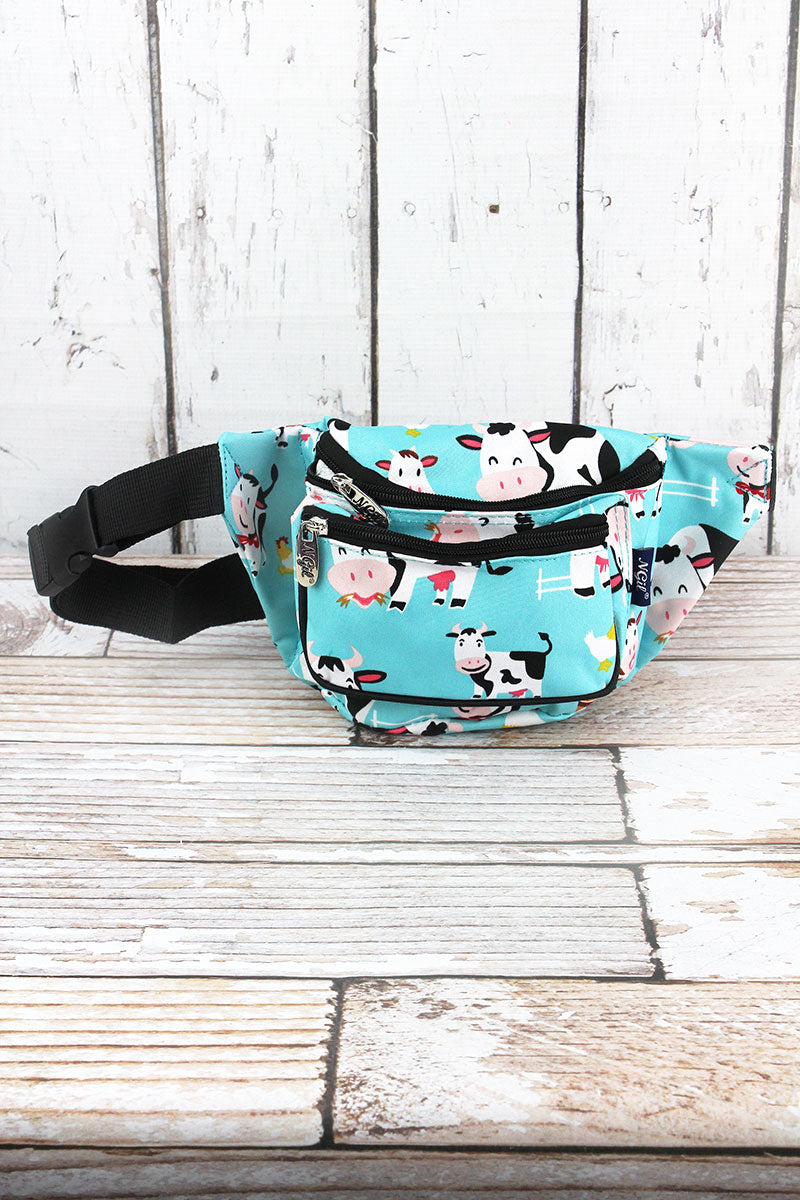 NGIL Udderly Cute Cows Fanny Pack